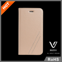 Mobile Phone Cases For Iphone 6 Plus Dual Color PU Leather For Iphone 6 Plus Case