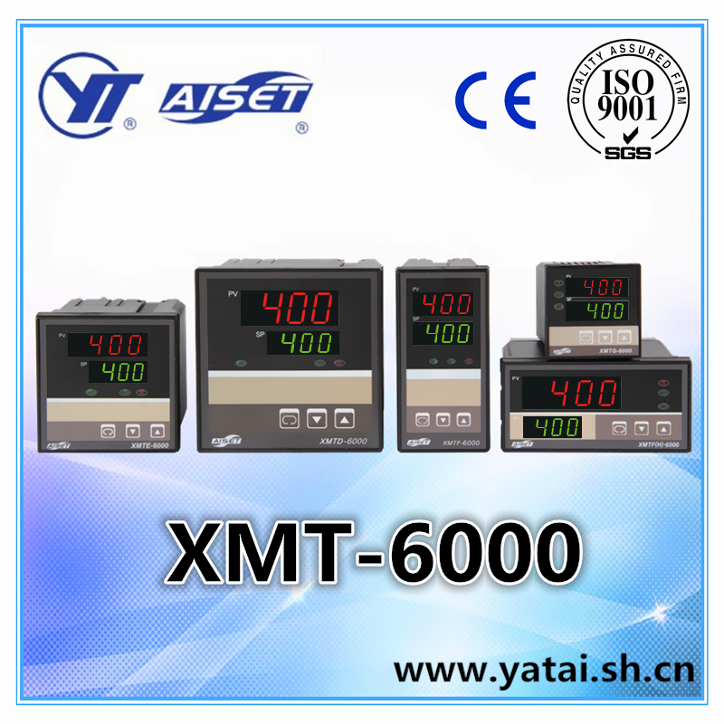 XMTG-6000 Series Yatai Aiset Automation Digital Temperature Controller (New product in Shanghai City's Class)