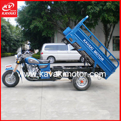 China Manufacturer produce Tricycle 150cc three wheel motorcycle/adult pedal car sale