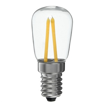 E14 1W 2W COB LED Vintage Lamp Bulb Refrigerator Filament Light bulb