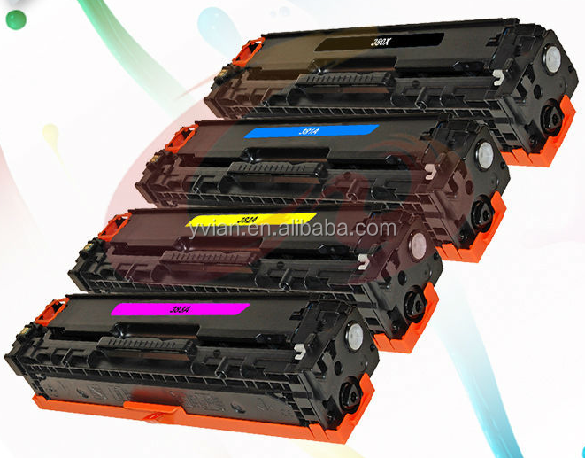 re-manufacture, color toner cartridge CB384A CB385A CB386A CB387A used with HP Color LaserJet CP6015/CM6030/6040