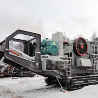 mobile pe new jaw crusher