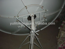 C Band Satellite Mesh Dish Antenna 240cm