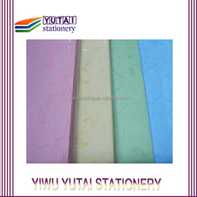 High Quality Custom Printed Color 230g goffered paper