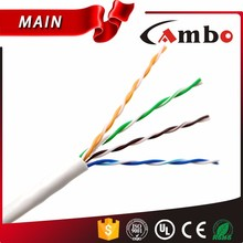 High performance Indoor or Outdoor Use ethernet cable maker Stranded or Solid Conductor Communication Cable