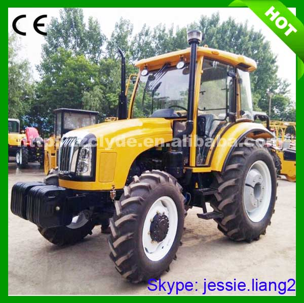 china big 4WD farm massey ferguson tractor with powerful engine prices