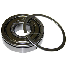 HLB 6205N ZZ Shielded Bearing with Snap Ring groove 50205 Deep Groove Ball Bearings with filling slots 25 x 52 x 15mm