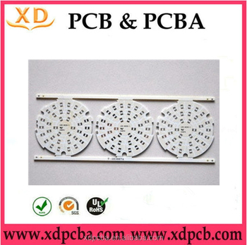 china supplier energy meter circuit board/ pcb assembly/aluminum baseboard