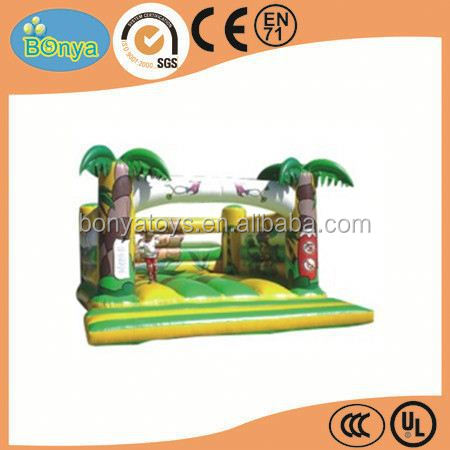funny used party jumpers for sale inflatable bounce baby obstacle courses