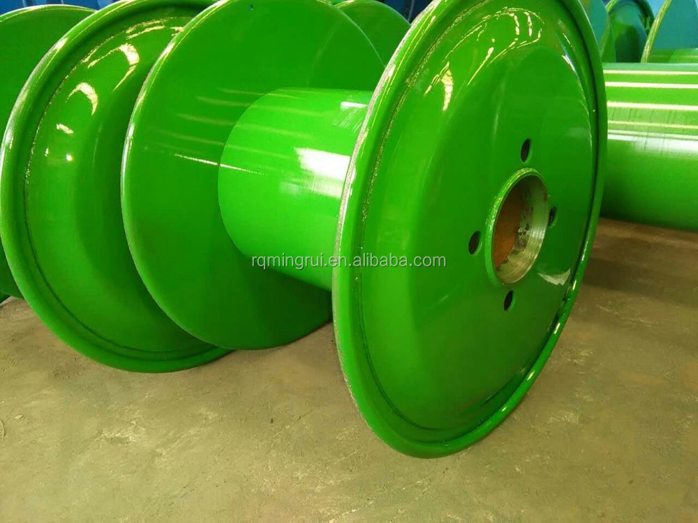 High quality used steel cable reel spools for sale