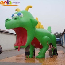 Chinese inflatable dragon figures type inflatable zenith dragon