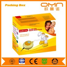 Small Main Machine/Double Sides Working/Electric Driving/Double Electric Breast Pump
