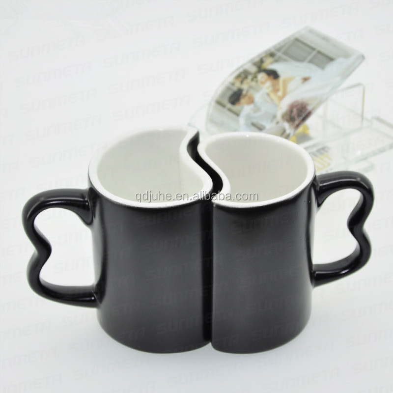 DIY Sublimation Couple Color Changing Mug