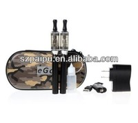 Personal Vaporizer - Ego with Vivi Nova Upgrade-1100 mAh Starter Kit- Camo Case
