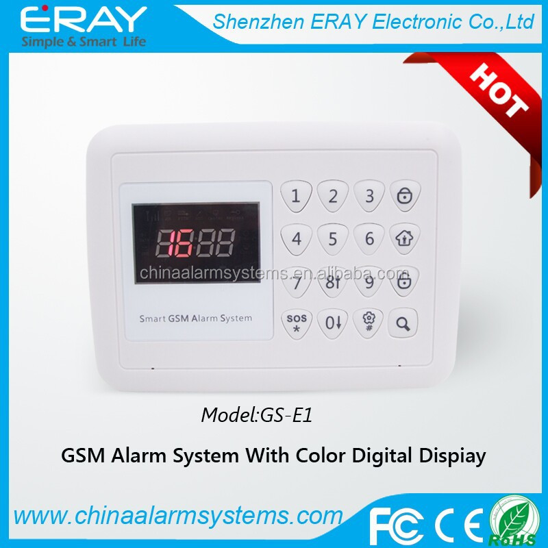 102 alarm records 3g wireless home security alarm camera system with 10 voice message placy