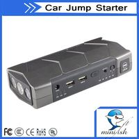 Hot New Products Multi-function Mini Portable Jump Starter 12000mAh 12V Manufacturer Emergency Kits Motor Bike Power Bank