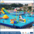 2016 high quality inflatable detachable swimming pool for water park