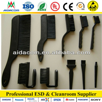 Brush Manufacturer antistatic toothbrush plastic ESD brush