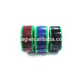 TPU anti-puncture green red bicycle and motorcycle tire liners tapes double sided