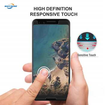 Maxshine 2.5D Tempered Glass For Pixel 3 Xl 9H Screen Protector