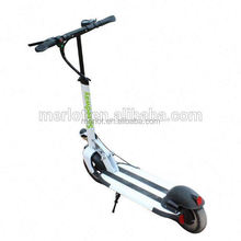 "2 wheel standing foldable 16"" 48v 250w/500w electric scooter moped / electric bike with pedals ce road legal for office worker"