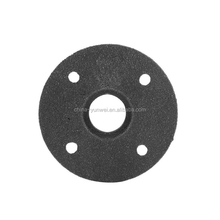 2017 Top Selling Customzied Black Pipe Floor Flange