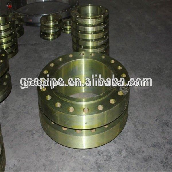 forged/forging flange for colostomy