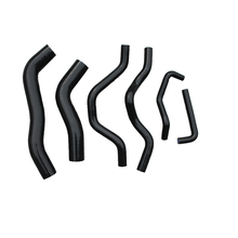 reinforced silicone radiator&ancillary hose FOR Nissan Silvia/180SX RPS13,PS13,S13 S14 SR20 DET