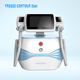 Fat slimming portable cryolipolysis cool shaping cryotherapy chamber for salon