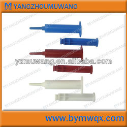 10ml veterinary medical plastic syringe
