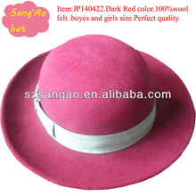 wholesale fashion fedora uniform hat
