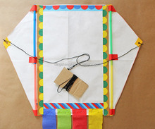 Kids DIY paper kite for Japan market