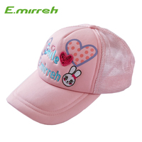 Customized Brim Cotton Twill Embroidery Sports 5-panel Cricket Mesh Cap Hat