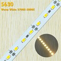 DHL Free Shipping New Arrival High Quality 12MM Width Warm White 5630 Led Light Bar With 2700K-3000K