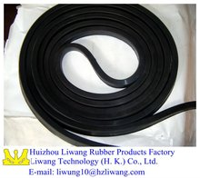 high-quality EPDM door weather seal / rubber strips for car