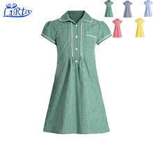 Primary school girls party dress names with different colors pictures children clothes