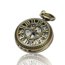 New 2016 beautiful cloth ornament classic arabic numeral quarz pocket watch with chain