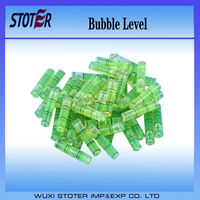 Small bubble level , bubble level ruler , circular bubble level