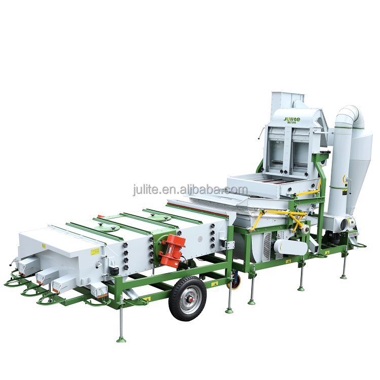 China suppliers! Grain cleaner machine with high purity in 99% !