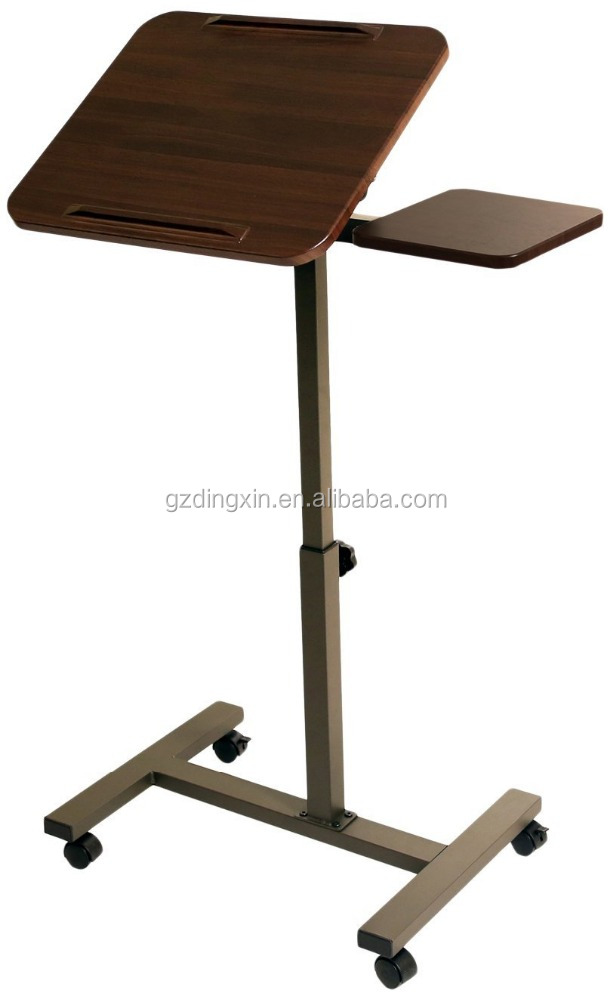 Adjustable Laptop Table Stand,Portable Folding Laptop Table Desk Stand