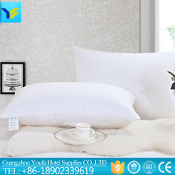 Best selling polyester fabric hollow fiber filling inflatable pillow book
