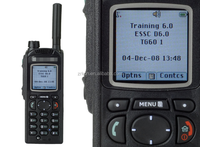 MTP850 two-way radio TETRA HAND PORTABLE TERMINAL VERSATILE AND ADAPTABLE VOICE AND DATA COMMUNICATIONS walkie talkie