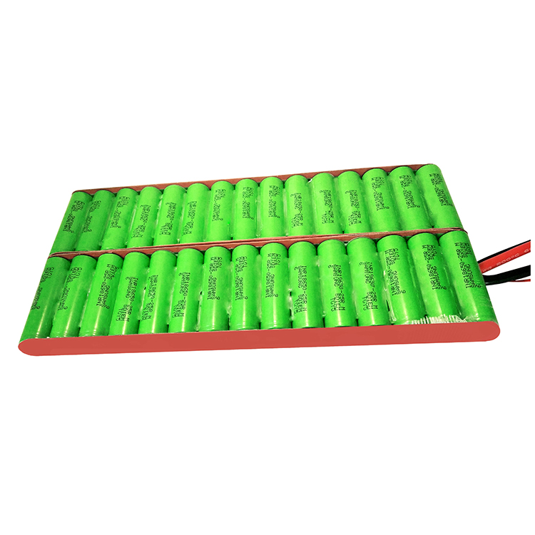 March Expo aaa 36V 7.5Ah 10S3P Li-Polymer Rechargeable Battery Pack with PCM for electric scooter