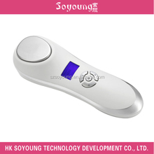 Hot And Cool Face Device Massager Vibration Face Lifting Beauty instrumen