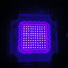 EpiLEDs 45mil chip 100W 395nm high power UV LED