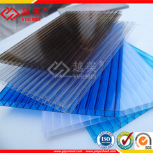 Polycarbonate Transparent PC sheet Roofing Sheet