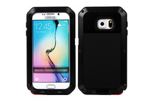 Wholesale Classic Black covers for mobile phones for samsung galaxy s6 edge cases