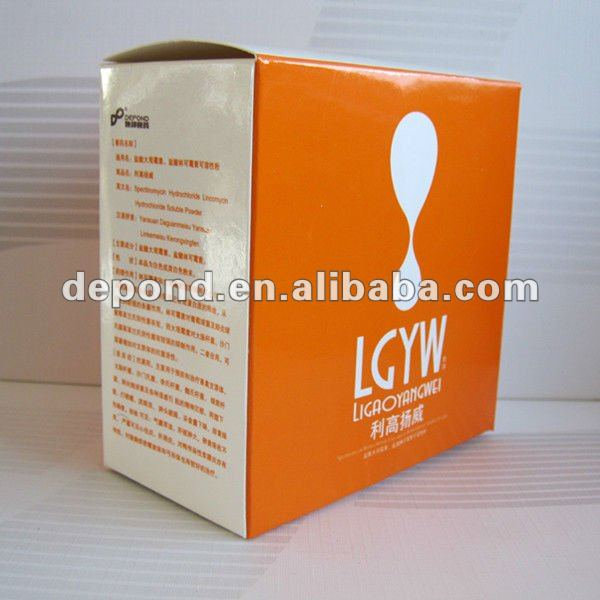lincomycin spectinomycin injection of poultry