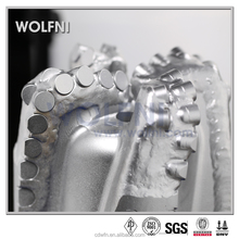 "Wolfni normally deisgn 6"" PDC rock bit for drilling hard rock"