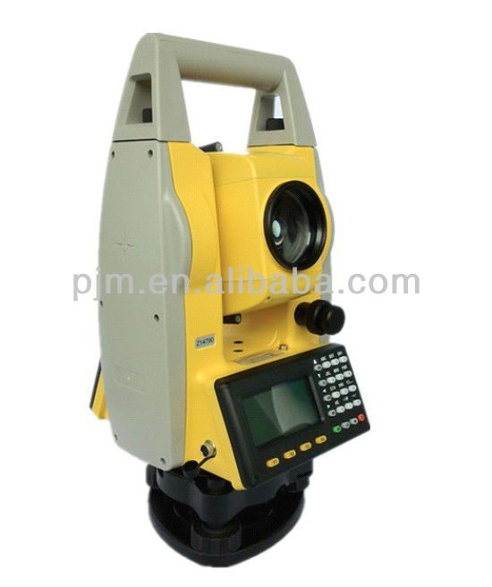 best total station geological survey instrument PTS-120/120R reflectorless total station with cheap price